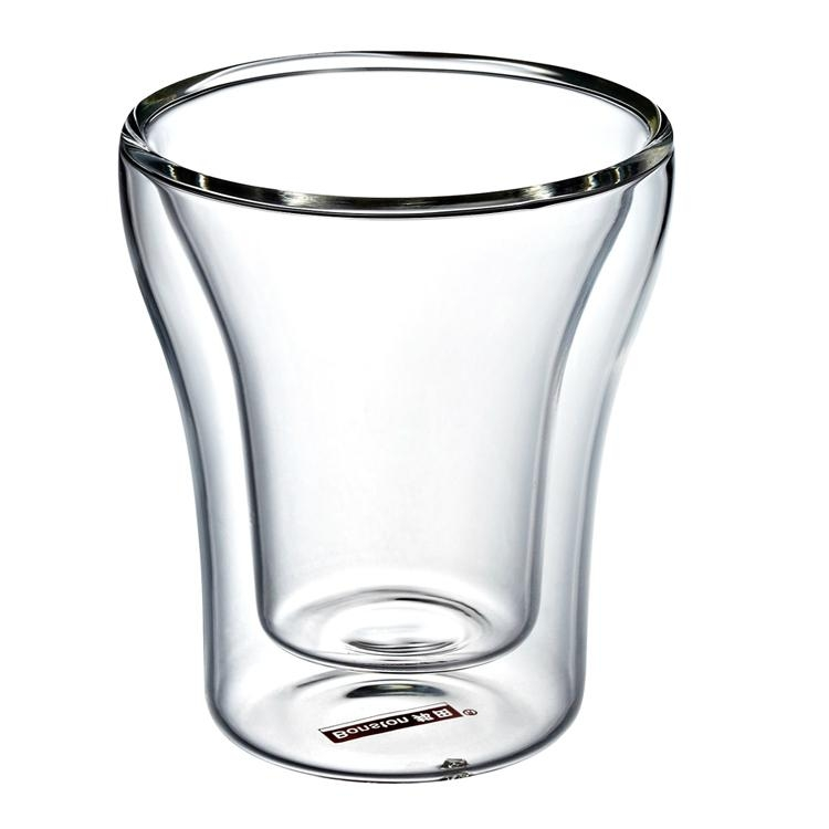 Double Wall Glass cup 6