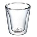 耐高温双层玻璃杯