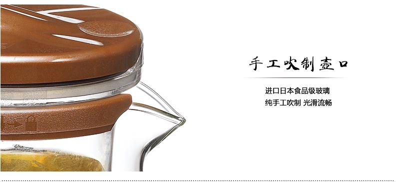 Glass tea pots 5
