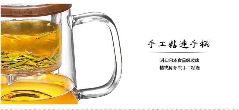 Glass tea pots 6