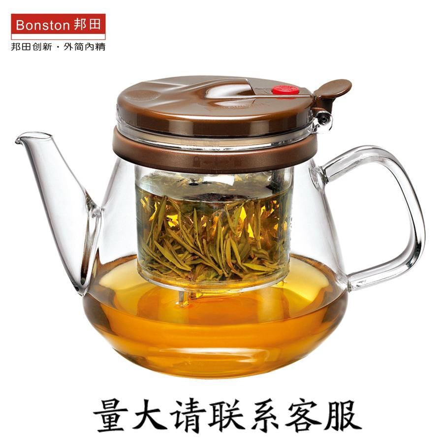 Glass tea pots 1