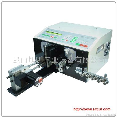 Automatic Wire Stripping Cutting & Twisting Machine 4