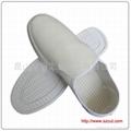防靜電中巾鞋