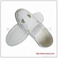 防靜電四孔鞋