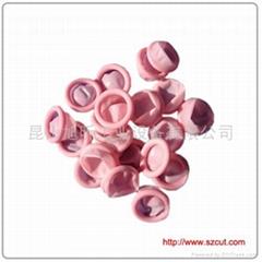 粉红防静电手指套