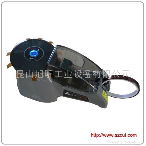 ZCUT-870圆盘胶带切割机 1