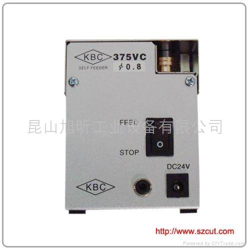 Wire solder cutting machine 375VC 1