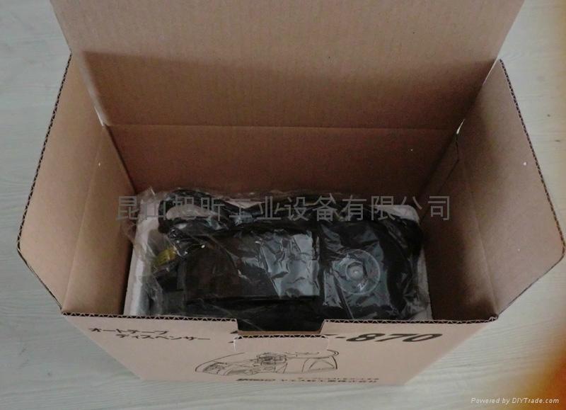 耐高温胶带切割机ZCUT-870 4