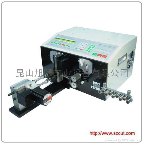 Auto Wire Stripping Cutting machine,automation wire cut and strip machine
