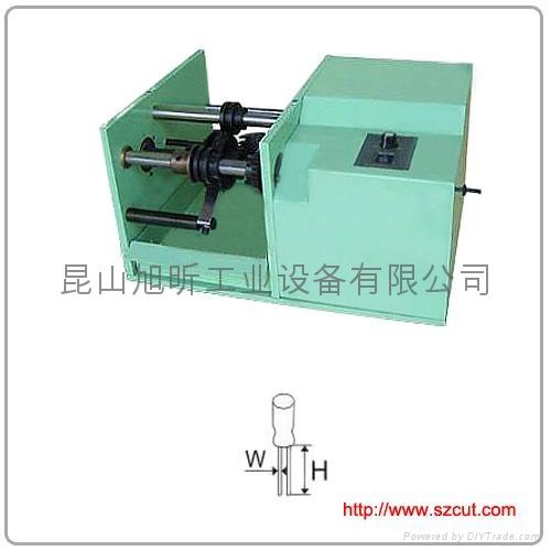 Belt cut foot machine,Belt loose radial lead cutter X-5050
