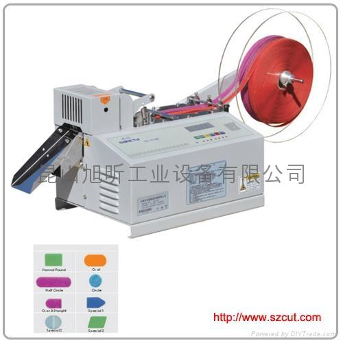 Computer cutting machine X-9160,Velcro cutting machine,tape cutting machine 1