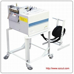 horse reed belt making machine x-7820,heat cutting bag machine