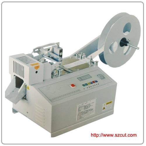 auto label cutting machine,Nylon trademark cutting machine x-9170 1