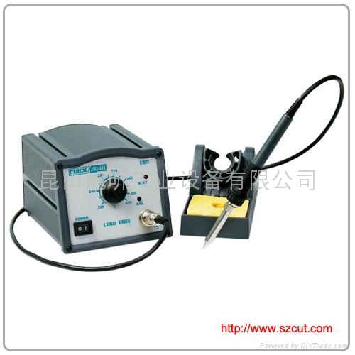 Lead Free Soldering Station,Quick 203H ESD lead-free soldering station  1
