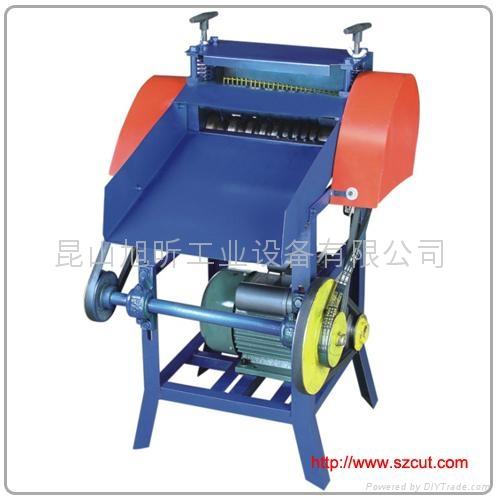 Scrap wire Stripping Machine, cable wire stripping machines X-1003 1