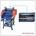 Scrap Wire Stripping Machine X-1004,cable wire stripping machines