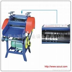 Scrap Wire Stripping Machine X-1005