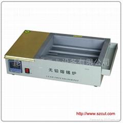 Lead-Free Solder pot/Mini Type lead free solder machine 3025D