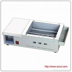 Solder pot/ Mini Type solder machine 2520B