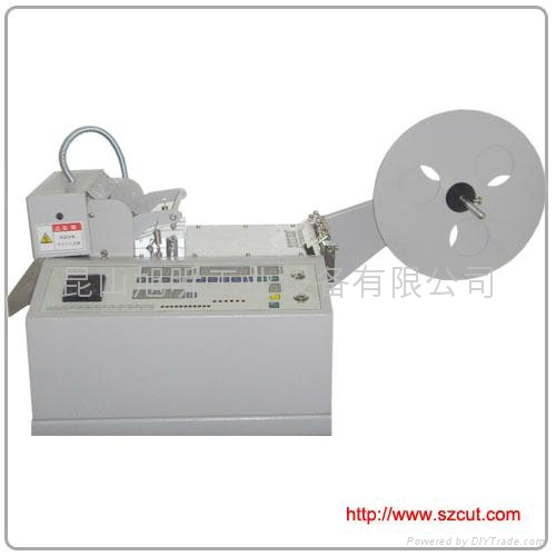 automatic horse reed belt hot cutter machine distributors wanted in Indonesia 1