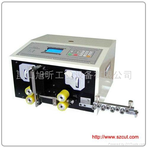 copper wire cutting and stripping machine X-5002 distributors wanted in Canada