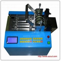 全自動特富龍管裁剪機,鐵氟龍管裁管機,PTFE管裁管機