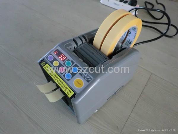 胶带切割机(YAESU) ZCUT-9 4