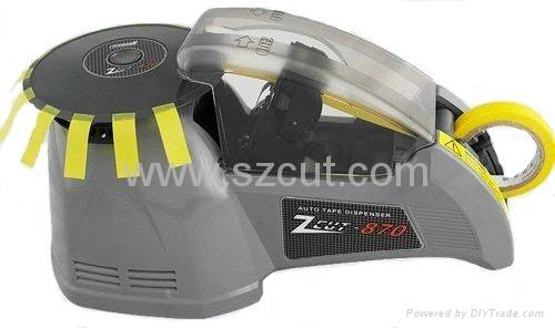 耐高温胶带切割机ZCUT-870 1