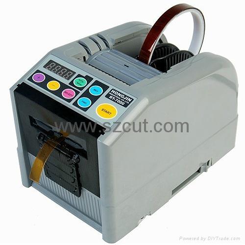 RT-7000 Automatic Tape Dispenser 3