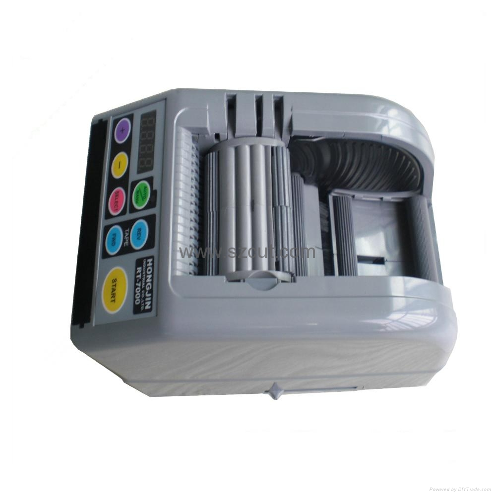 RT-7000胶带切割机 4