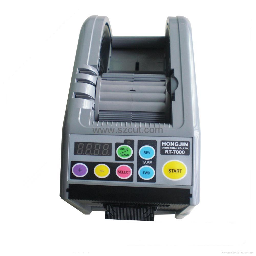 RT-7000胶带切割机 5