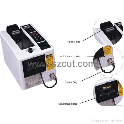 Automatic Tape Dispenser M-1000  4
