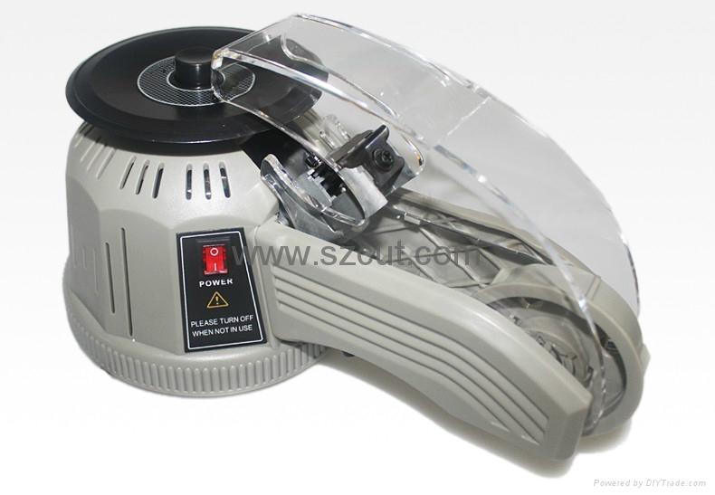 ZCUT-2圆盘胶纸机 4