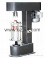 semi-automatic metal cap glass bottle Locking capping Machine XX-05D