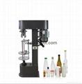 semi-automatic metal cap glass bottle Locking capping Machine XX-05D