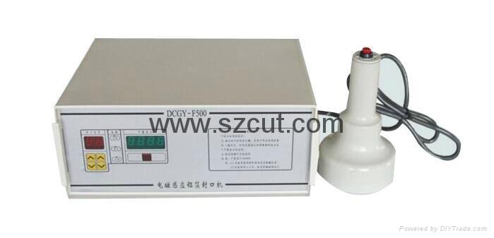 Portable Magnetic Induction Aluminum Foil Sealing Machine 1
