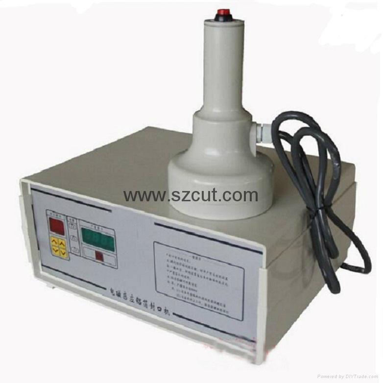 Portable Magnetic Induction Aluminum Foil Sealing Machine 2
