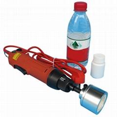 Manual plastic bottle cap sealing machine XX-01