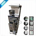 Fully Automatic Back Seal Small Sachets Tea Bag Packing machine