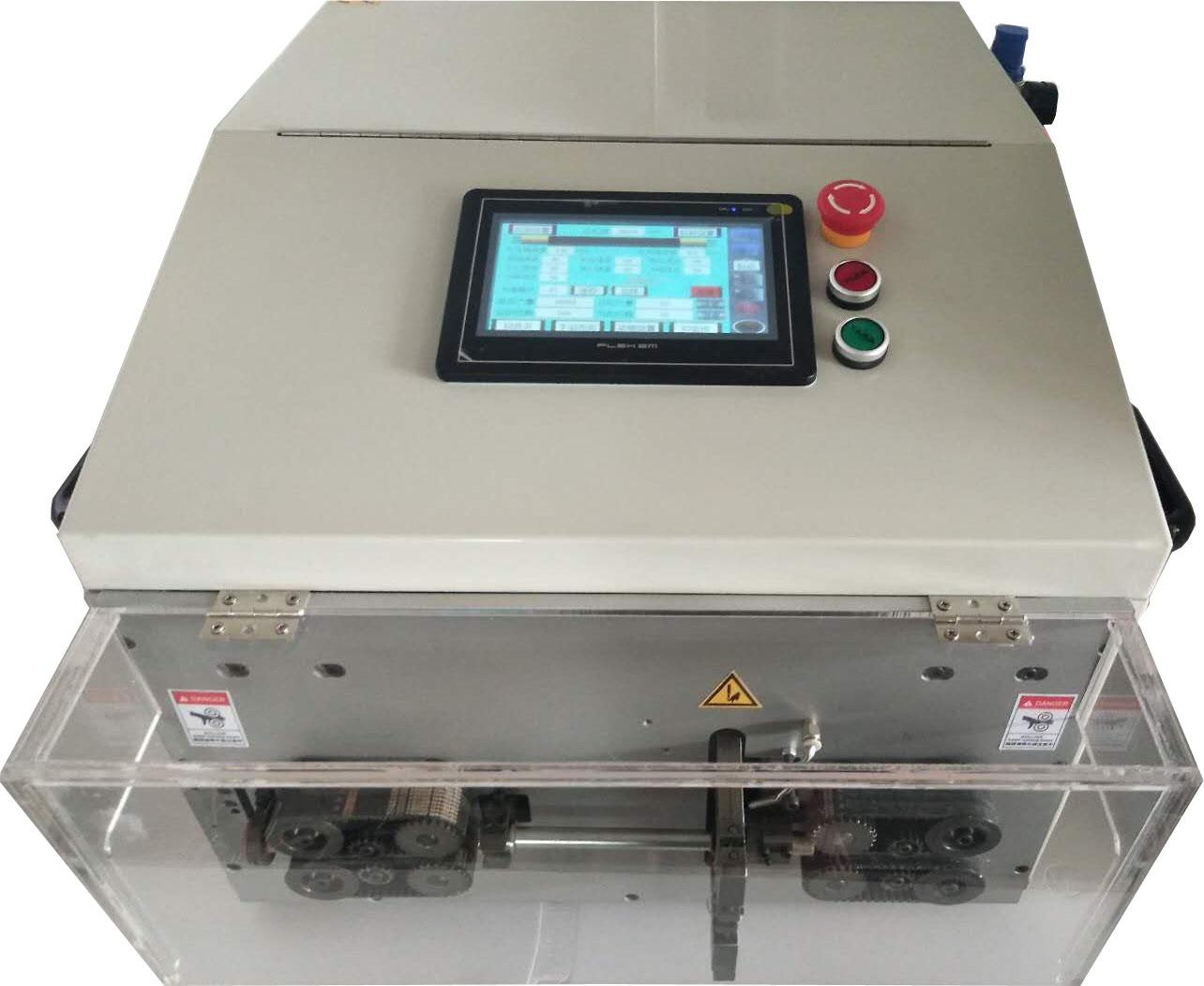 Automatic Round sheath multi-core stripping machine