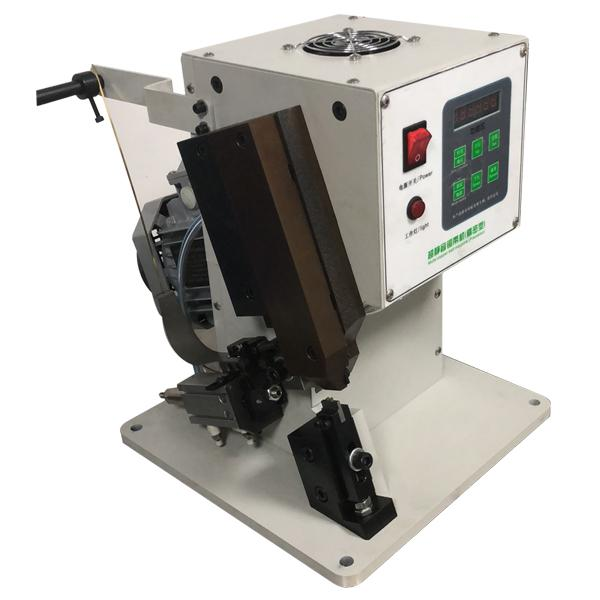 High efficiency and less noise copper belt crimping machine 2