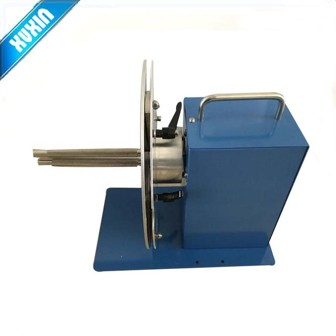 Label rewinder machine used together with label printing machine  5