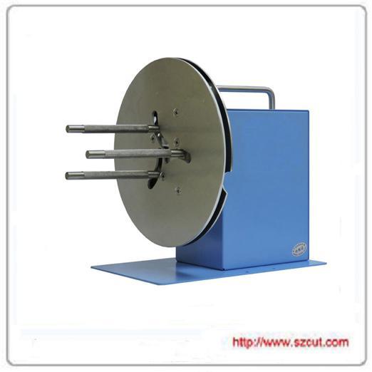 回卷器手动调速双向卷芯全自动同步条码标签打印机卷纸 1