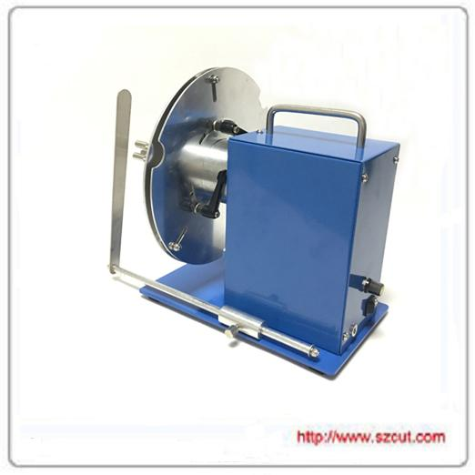 Automatic Adjustable Speed Label Rewinder Labeling Rewinding Machine  3