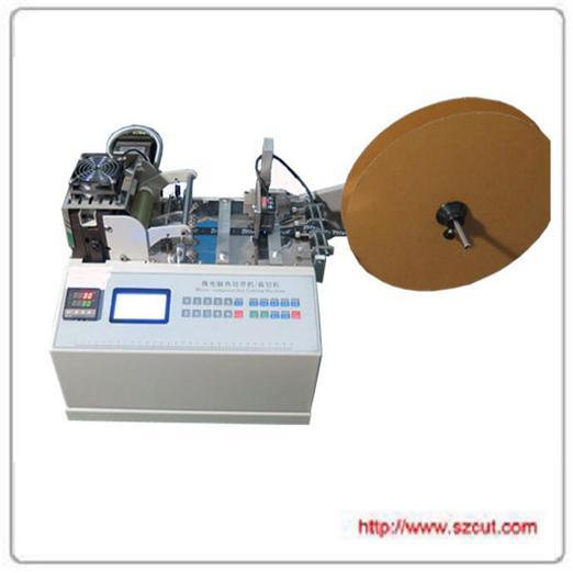 Nylon belt cutting machine(hot cut)