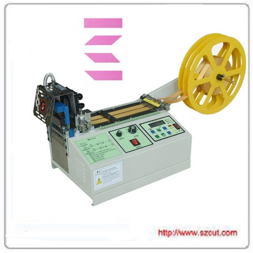 tape cutting machine(hot cold cutter) 1
