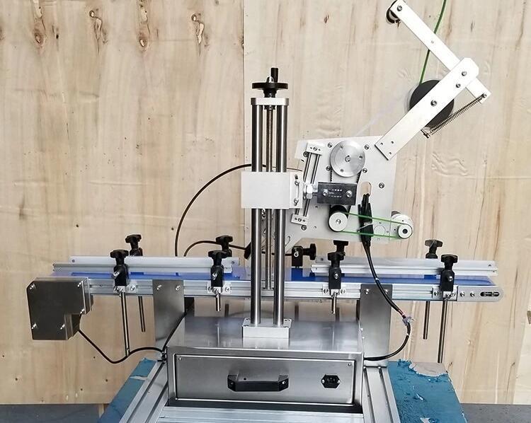 自动桌面平面贴标机 X-200T 4