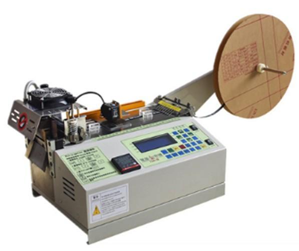 Elastic band cutting machine(cold&hot cutter) 1
