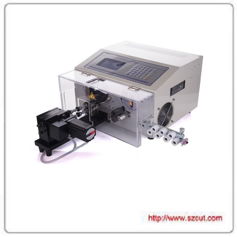 Wire Twisting & Stripping Machine,copper wire twisting machine X-5016 1
