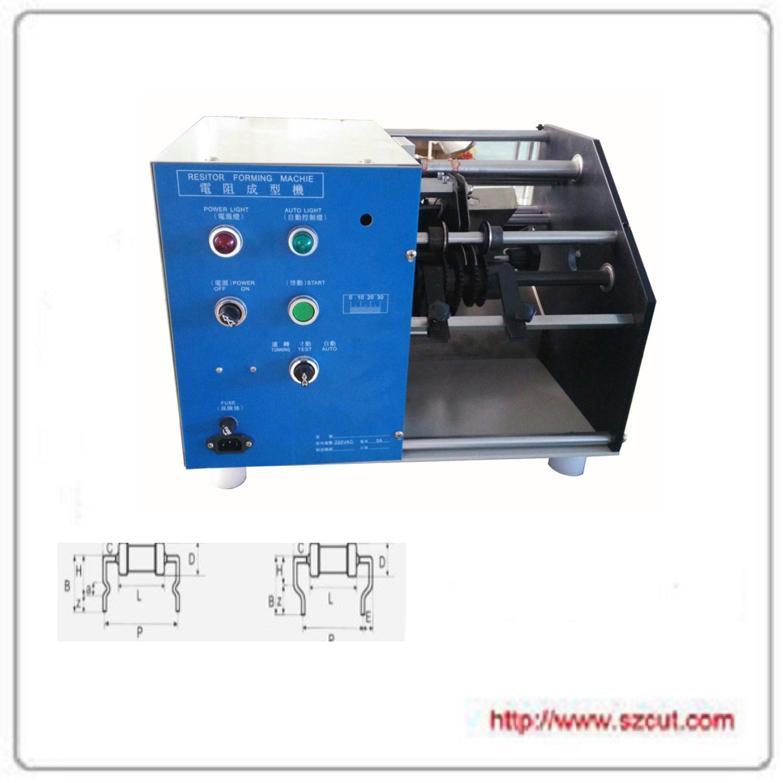 Belt cut foot machine,Belt loose radial lead cutter X-508K 1
